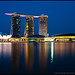 Marina Bay Sands Hotel - Singapore by Danskie.Dijamco.Photography