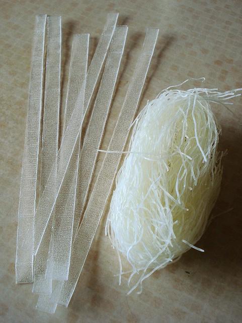 how to cook mung bean threads