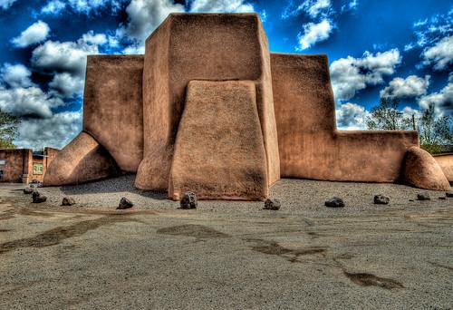 new church strand georgia de mexico paul san francisco adams taos nm okeefe ranchos ansel asis