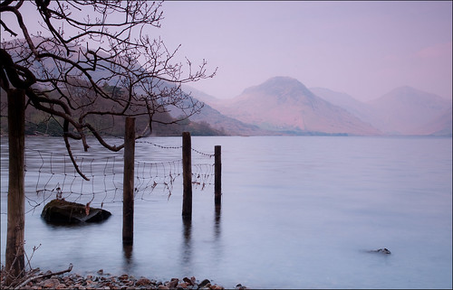 Wastwater evening mood.