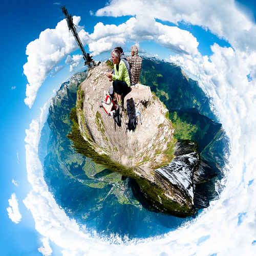 sky panorama mountain clouds holidays view hiking © planet photomerge bludenz 360° vorarlberg fav10 hoher frasen
