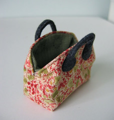 Carpet Bag Pattern - The Sew Weekly Sewing Circle