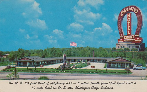 The Cardboard America Motel Postcard Archive May 2011