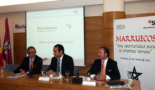 Jornada sobre marruecos en oviedo y en le n blog banco for Oficinas banco sabadell oviedo