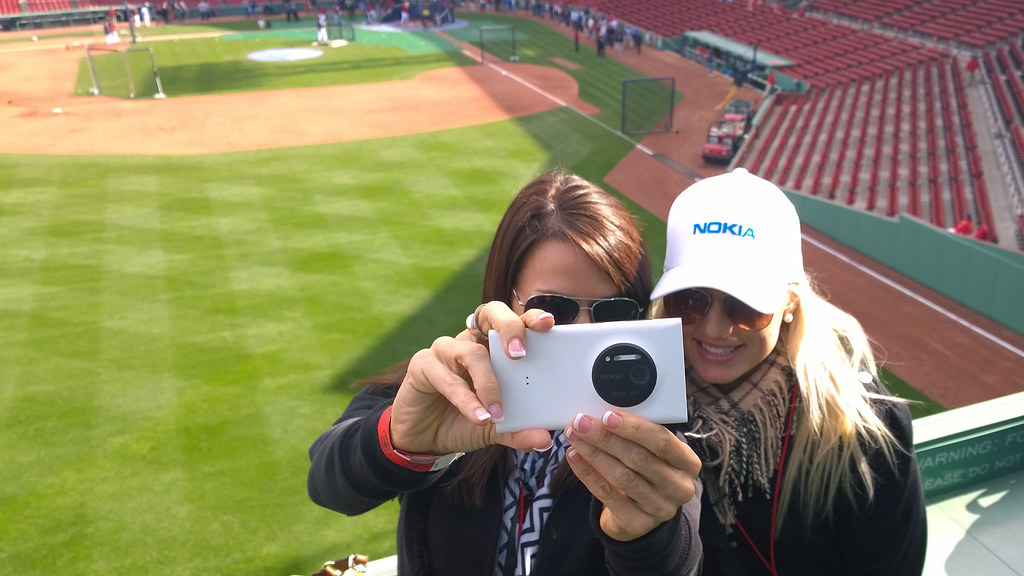 #TeamLumia Boston Experience
