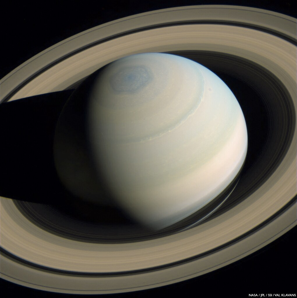 """Get Free Credit Report >> Saturn """"Storm Watch""""   This is an approximate true color ..."""