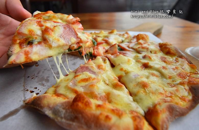 宜蘭安平冰店窯烤披薩DIY27