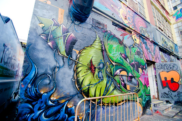 5 Pointz Art
