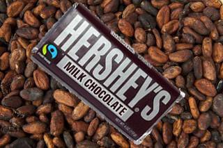 Hershey's goes Fair Trade