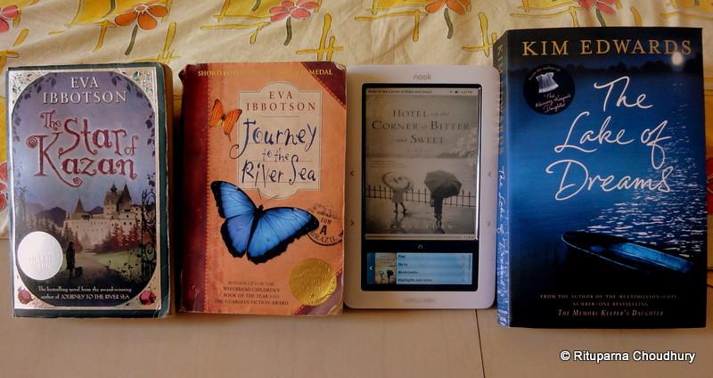 books read in mar