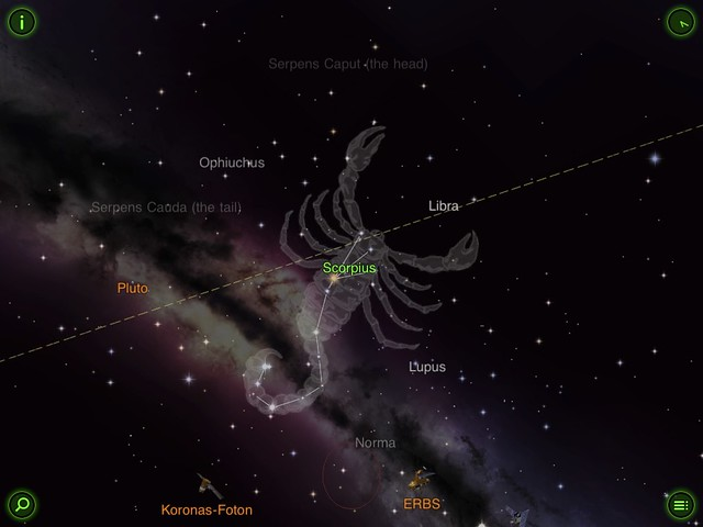 Scorpion Constellation