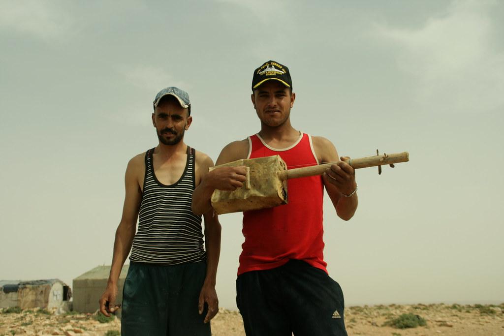 Andi i Lucas marroquins