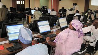 Participants at the workshop held at Bayero University of Kano