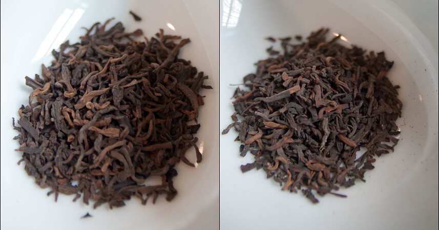 teas compared