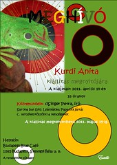 2011. április 8. 13:02 - Kurdi Anita kiállítása
