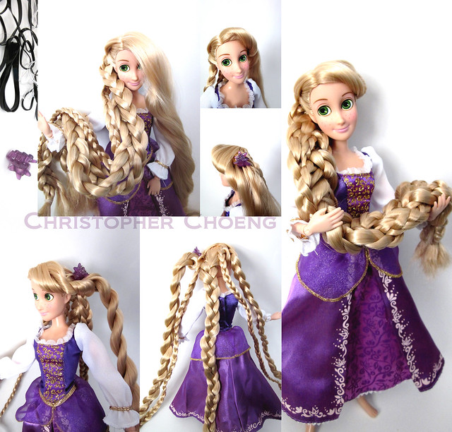 A Tangled Tutorial