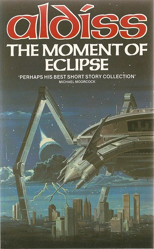 Brian W. Aldiss - The Moment of Eclipse (Granada 1985)