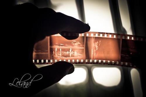 Film is Captured Forever