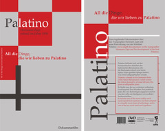 "Dvd Cover - ""All of the things we love about Palatino"""