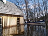 Metsavahi saun