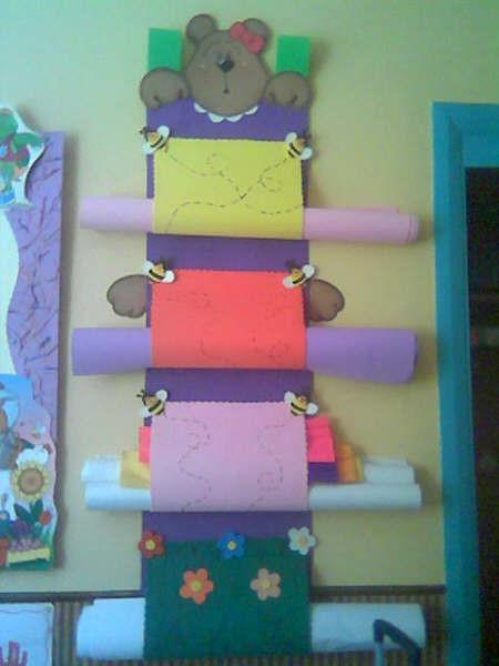 Decoraciones para preescolares explore fungjm 39 s photos - Decoraciones de pared ...