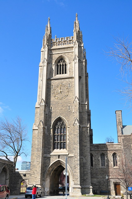Header of University of Toronto