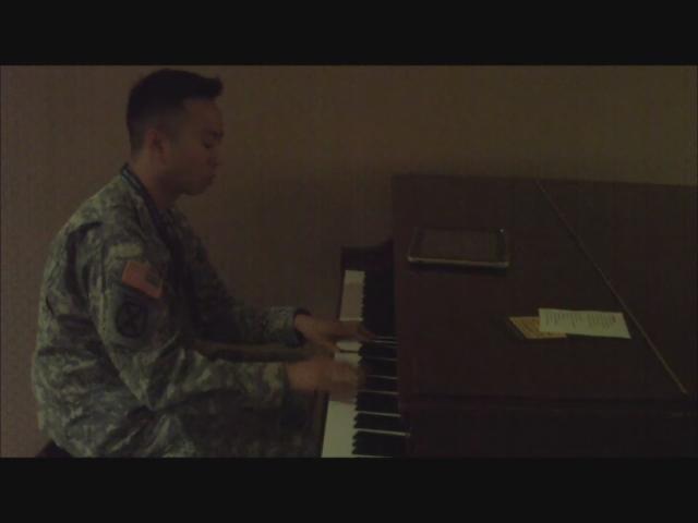SSG Eric Rhee, Piano Man
