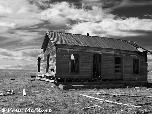 newmexico abandoned clouds structures decayed 2007 blackwhites bestlandscapes