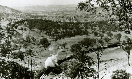 The Upper Hunter Valley near Murrurundi, NSW, [n.d.]