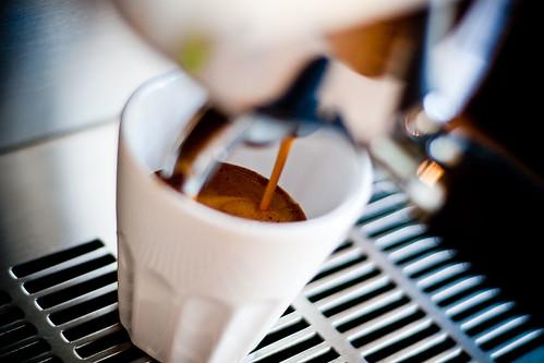 Espresso, la Ferrari de los Cafés