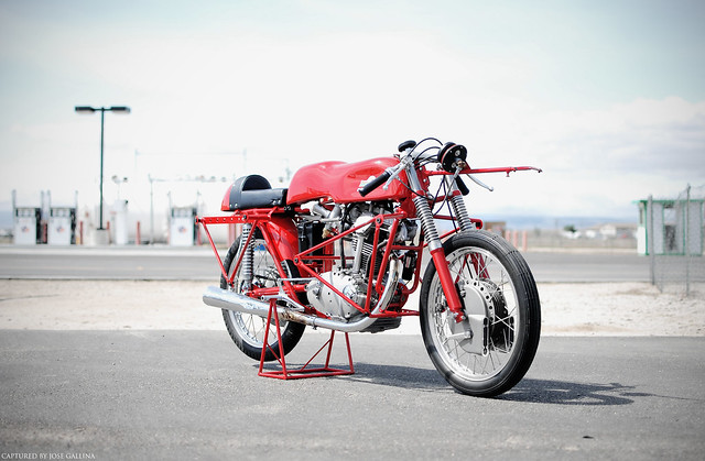 Ducati 1955 Grand Prix Motorcycle