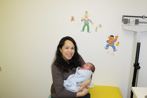 First Doctors Visit 2011