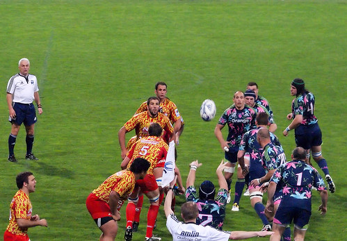 Rugby Amlin Challenge Cup