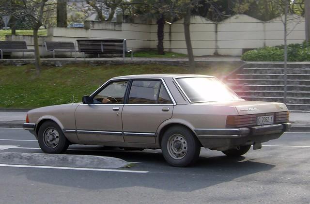 1984 Ford Granada - Bing images