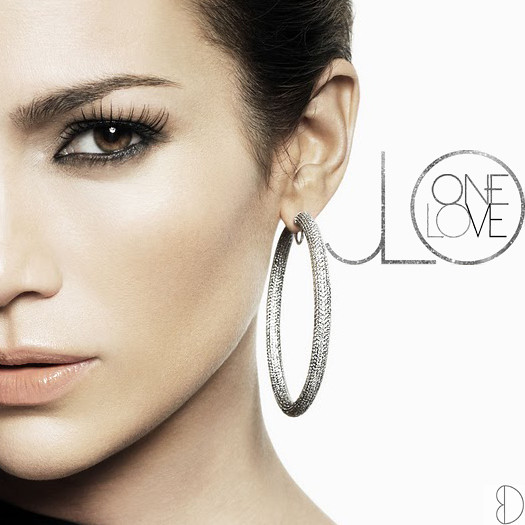 Jennifer Lopez One Love Fan Made Cover from her 2011 album Love