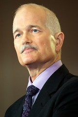 Jack Layton, Leaders Tour - Tournée du Chef - Jack Layton