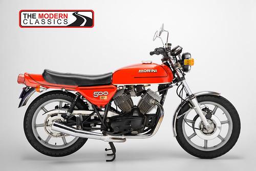 1979 Moto Morini Strada