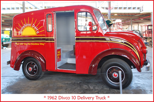 1962 Divco Delivery Truck