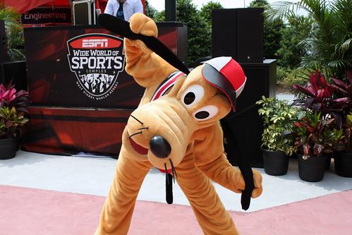 Meeting ESPN sports Pluto