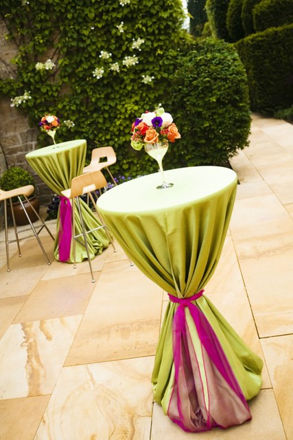 88 Events Design A Wedding At Hexham Poseur Table Covere