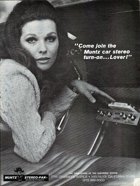 1969 Muntz Stereo