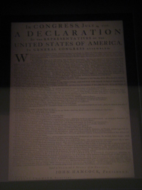 bias in declaration of independence Define independence independence nonpartisanship, lack of bias he stressed the importance of the judge and whacks out a declaration of independence.