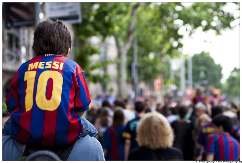 Barcelona - Champion League 2011