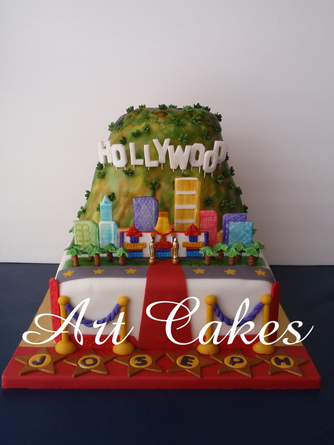 Cake Art Hollywood : Hollywood Birthday Cake Flickr - Photo Sharing!