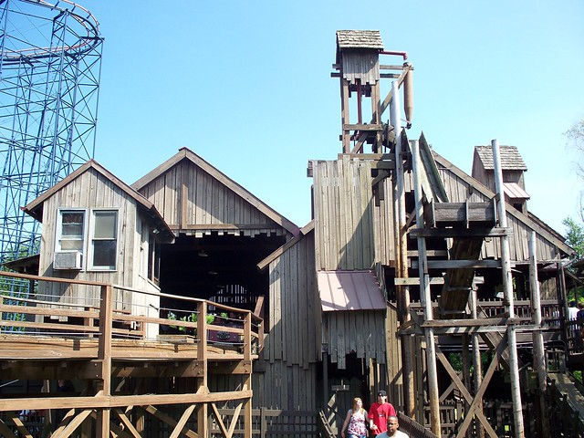 Kings Island - Beast Station