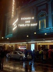 Richard III & Twelfth Night