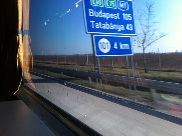 Budapest 105km