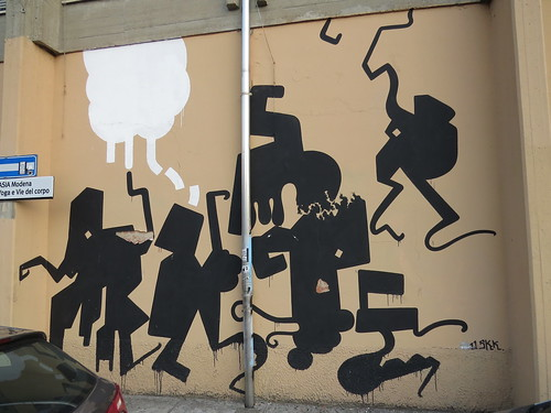 streetart in Modena