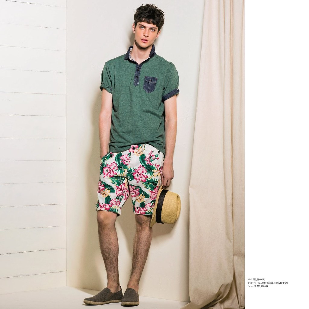 Matthew Bell0068_m.f.editorial 2014 SUMMER COLLECTION