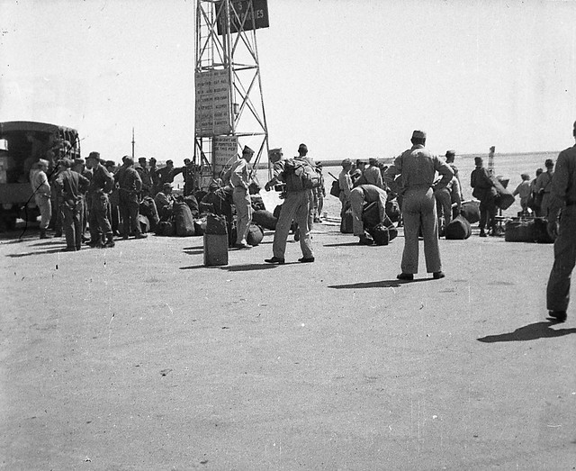 Found Film: Incheon, Korea 1946 roll 1